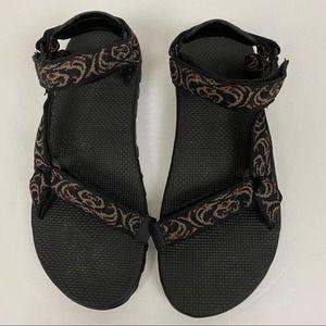Teva 1535 Storm Hiking Trail Sport Sandals Size 13